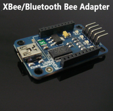 XBee / Bluetooth Bee Adapter USB Adapter