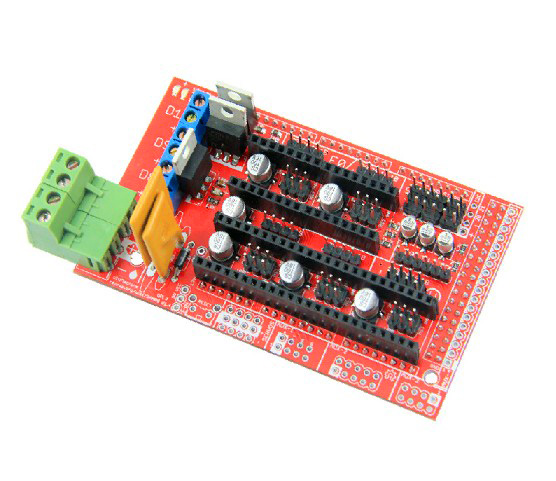 3D Printer Controller Shield Board Module