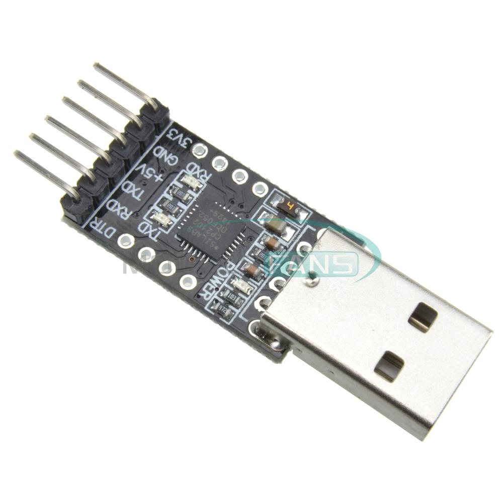 CP2102 USB 2.0 to TTL UART Module 6Pin