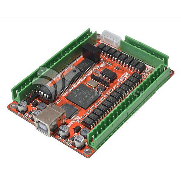5 Axis 50KHz Five Axis Stepper Motor Driver Breakout Board USB