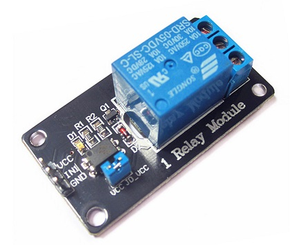 1 CH With Optocoupler(Black)