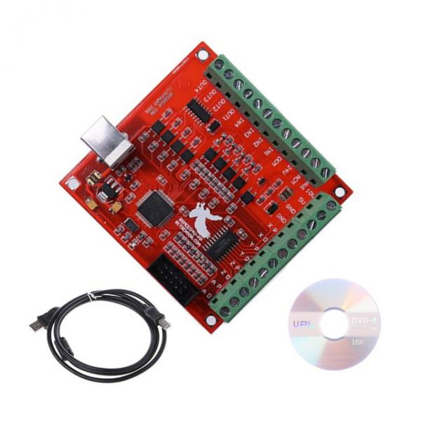 USB MACH3 100Khz Motion Controller Card