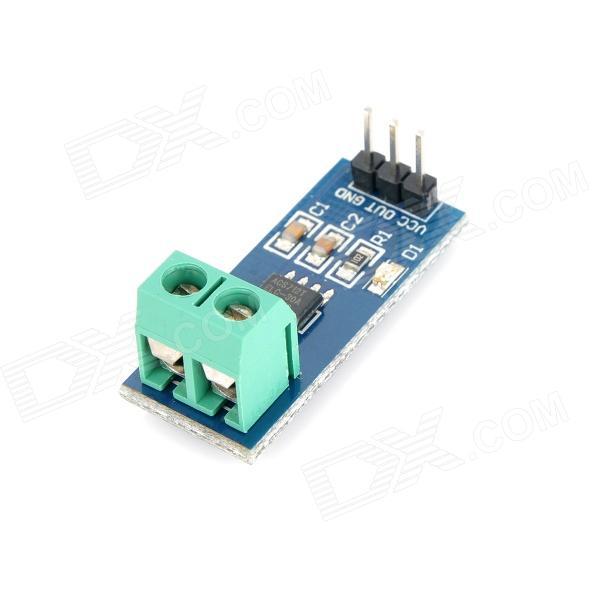Menggunakan Sensor Arus Allegro ACS712